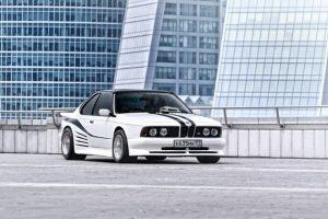Редчайшее купе BMW M6 E24 от ателье Kago Motorsport