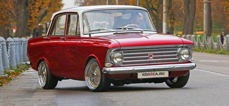 Тюнинг популярного советского автомобиля «Москвич-412»