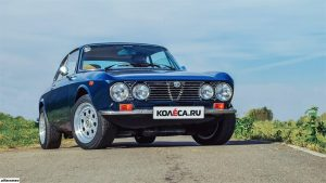 Alfa Romeo GT1300 Junior