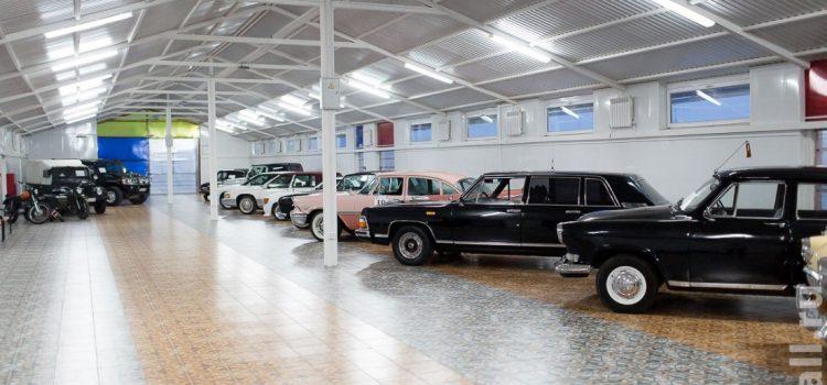 Фотообзор выставки автомобилей в Рузино.