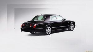 Опыт владения Bentley Arnage R