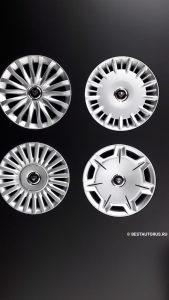 варианты оформеления колёс