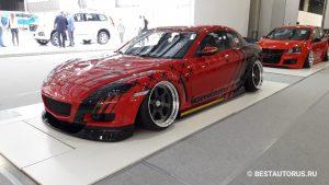 "Mazda RX-8 на пневме k-sport и дисках WORK MEISTER L1 3P 19"" . @fedor_goreglyad"