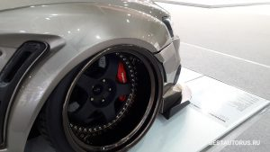 "WORK S1 wheels 19"""