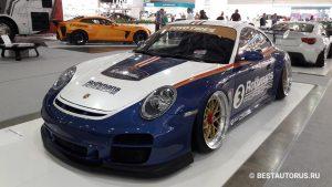 CARRERA 4 (997).  GT3 Look. Rothmas Porsche 956 LeMans 1983