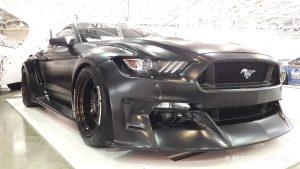 Подвеска Ford Racing