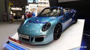 Show-car компании Pandora