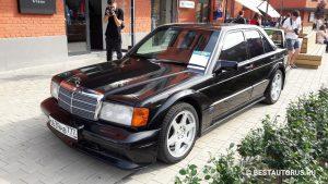 190E 2.5-16 Evolution II (№251 из 500) 1992 год выпуска