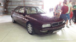 Quattroporte IV 1997 года. 383 л.с.