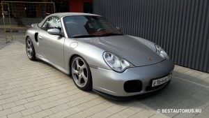 Porsche 911 (996) Turbo  convertible