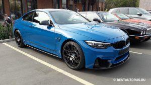 Просто BMW, просто M4