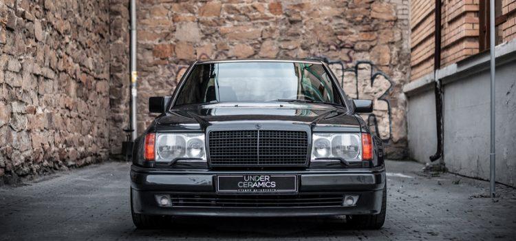 В России найден еще один оригинальный Mercedes-Benz W124 6.0 Brabus