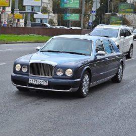 Bentley Arnage RL 450