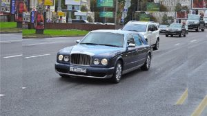 Bentley Arnage RL 450