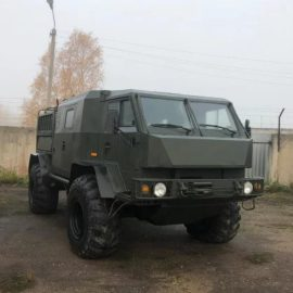 Бронеавтомобиль «Вепрь» от КБ «Кайман».