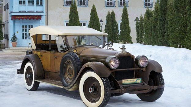 Packard Model 236 Sport 1926 года