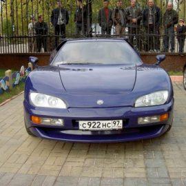 Mega Track V12 — самый необычный спорткар.