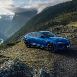 Экспедиция Lamborghini Urus на Алтае.