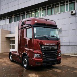 КАМАЗ-54907 CONTINENT — прототип семейства К6