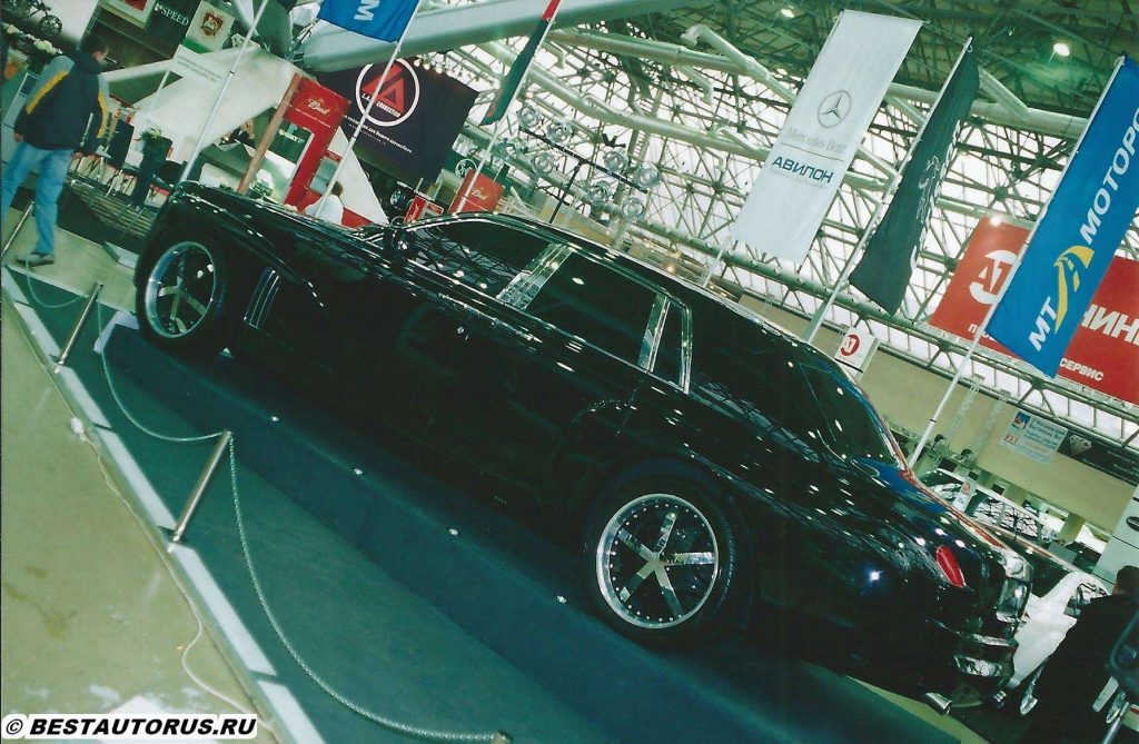 Rolls-royce Centurion