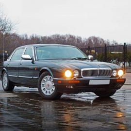 Daimler Double Six LWB 1997. Опыт владения.