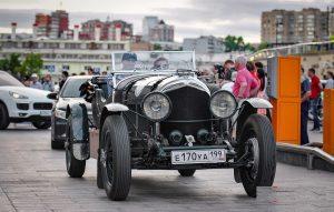 Bentley Speed Six 1929 года.