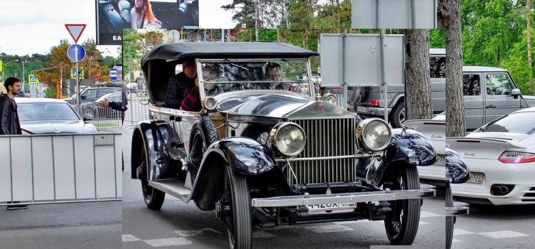 Rolls-Royce New Phantom