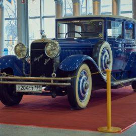 Hispano-Suiza H6B в кузове «conduite intérieure» от ателье Million-Guiet (1928)