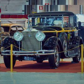 Isotta-Fraschini Tipo 8A S в кузове «ландоле-де-вилль» ателье Carrozzeria Castagna (1928)