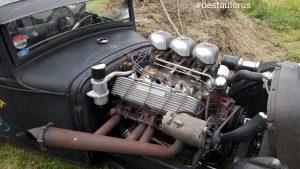 V8 6.0l 450 hp