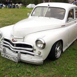 Советский «Sleeper» — ГАЗ М20 1954 года с начинкой BMW.