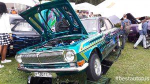 Машина из Челябинска от команды Dirty Chelly Lifestyle