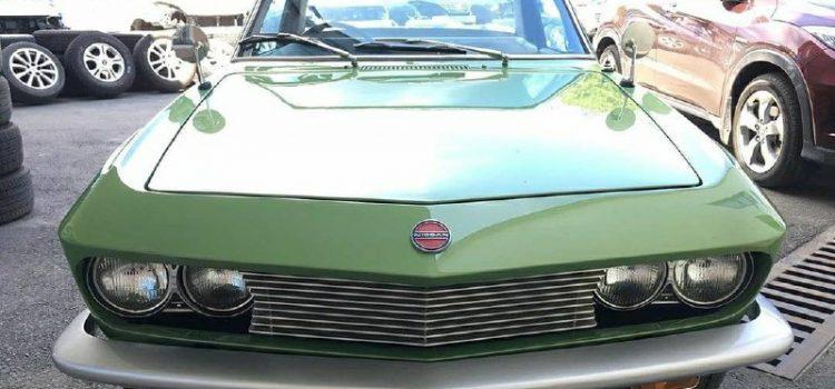 Японские автораритеты. Nissan Silvia CSP311 и Isuzu 117 coupe