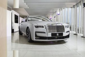 Rolls-Royce Ghost 2020