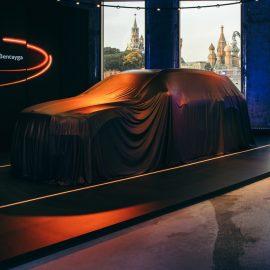 В Россию привезли обновленный Bentley Bentayga