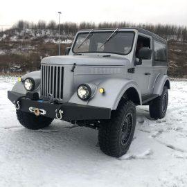 ГАЗ-69 V8 от мастерской TruckGarage
