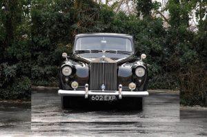 Rolls-Royce Silver Cloud I Empress LWB Saloon by Hooper 1957