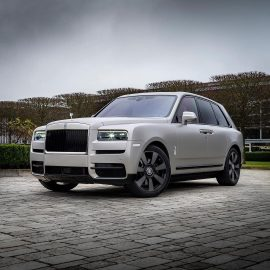 Rolls-Royce Cullinan «Spirit of Russia»